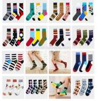 man cotton casual dress sock Manufacturer