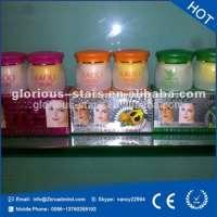 LX1655 dairy skin care face whitening cream moisturizing collagen face cream Manufacturer
