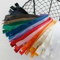 sewing materials nylon zipper