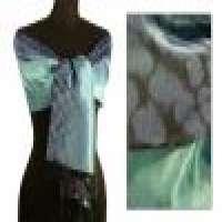 Silk shawl &039liquid sky&039 Manufacturer
