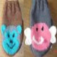 Knitted glove crocheted glove zwjyxg01 Manufacturer