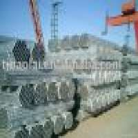 Galvanized Pipes Manufacturer