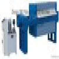 Efficiency Filtration equipment X1000 filter press Series Instructions Manufacturer