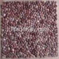 Various of color glass pebble stone mosaic tile  Manufacturer