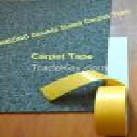 Strong adhesion waterprooof singledouble sided carpet tape ROHS certification Manufacturer