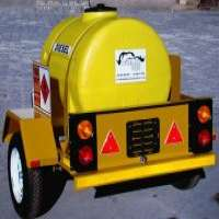 Diesel Avgas Water Tanker TrailersBowsers Manufacturer