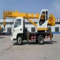 6ton mini truck crane Manufacturer