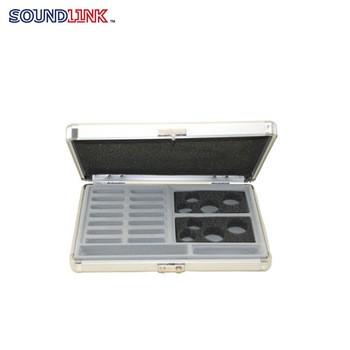 Soundlink aluminum alloy hearing aids presentation case