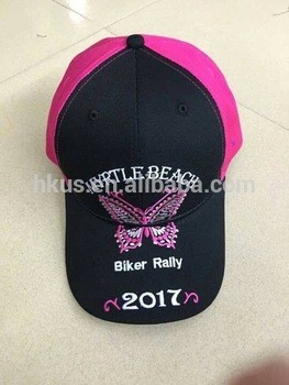 fcb220603a10b Embroidery Cap Beach Bike Rally Men From HKUS Limited