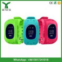 Children Smart watch phone Q50 Kids GPS watch Colorful