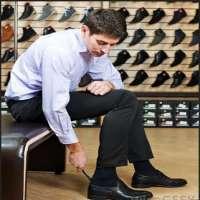 Cotton Business Dress Black Socks Men Manufacturer