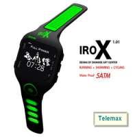 Waterproof running swimming cycling sport wrist watch Manufacturer