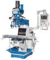 Multi-purpose turret horizontal milling machine