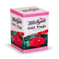 Talya Rose Oil 20 ml Rose Damascana Oil Turkish Origin Rose Oil