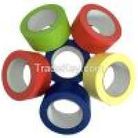 Yuanjinghe Colored Masking Tape High Temperature Tape Manufacturer