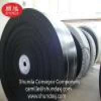Rubber Conveyor Belt EP NN CC ST PVC PVG Chevron Manufacturer