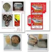 Canned tuna of origin Manufacturer
