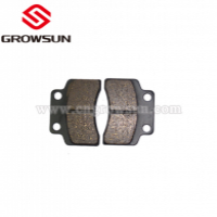 GY6 125cc scooter spare parts of disc brake pads Manufacturer