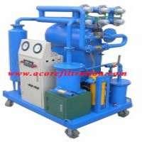 Insulation Oil Purifier Separation System Oil Filter Machine Manufacturer