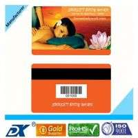Plastic Magnetic card Manufacturer