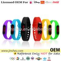 Digital Sports LED Kids Silicone Watch