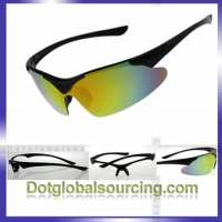 Sports Cycling Sun Goggles