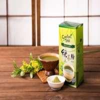 slimming instant drink green tea