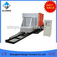 Heat Treatment Furnace: Electrical CarBogie Hearth Resistance Furnaces Manufacturer
