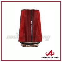 "Air Intake Filter Red 3"" 35"" & 4"" Inlets 875"" Height 9732 Manufacturer"