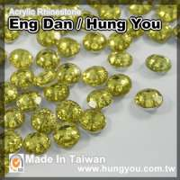 Rhinestone Plastic Buttons Clothes Manufacturer
