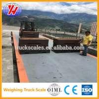 mobile truck scaleindustrial weighbridge  Manufacturer