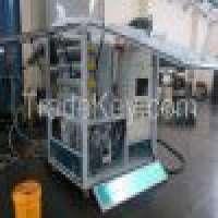 ZJA Series Mobile Used Vacuum Transformer Oil Filter Machine Manufacturer