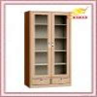 Two Door Glass Cabinet Manufacturer
