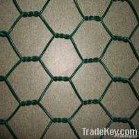 galvanized and PVC coated hexagonal wire netting Manufacturer