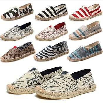 2de33140879 Soft Espadrilles Sole Of Jute Shoes Men From Hefei Blooming Dancewear Co.