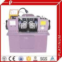 Automatic solid thread rolling machine  Manufacturer
