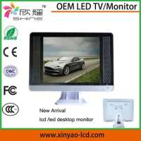 televisions lcd monitor 4k led tv 17inch ip32 hd wall mounted outdoor Manufacturer