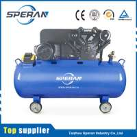 belt driven industrial air compressor