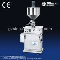 Vertical Milling & Filling Machine