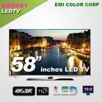 television 58 inch led tv