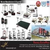 Electronic Weighing Machines  Manufacturer