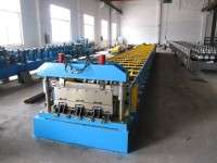Floor Deck Cold Roll Forming Machinery