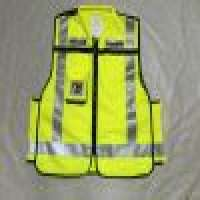 Yellow reflective safety vest Manufacturer