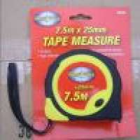 Unvarnished Fiberglass Tapes and 75m X 25mm tape measure Manufacturer