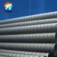 Steel Reinforced Spirally Wound PE Drainage Pipe Manufacturer