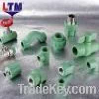 PPR pipe fitttings Manufacturer