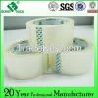 Silicone Adhesive Tape and BOPP Material and Carton Sealing Use adhesive tape Manufacturer
