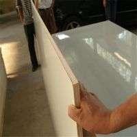 18mm hpl surface plywood furniture fire resistent plywood Manufacturer