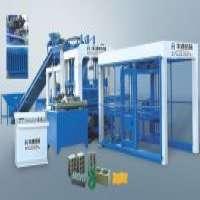 Qt1015 fullautomatic concrete block making machine Manufacturer