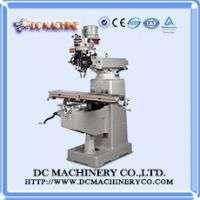 Turret milling machine dx6325 Manufacturer